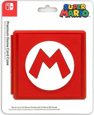 Funda para almacenar 12 juegos Nintendo Switch