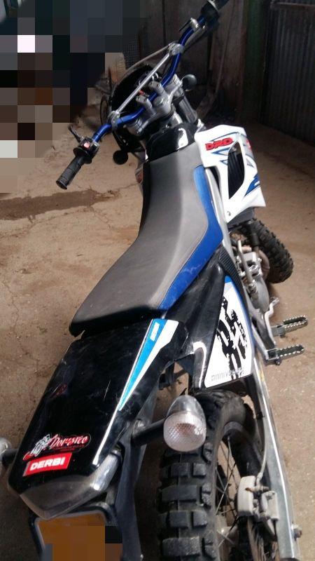 Derbi Senda DRD Racing 50r