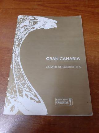 Libro Guía de Restaurantes de Gran Canaria