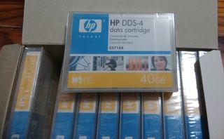 HP C5718A - Cartucho de datos (40 GB, DDS-4)
