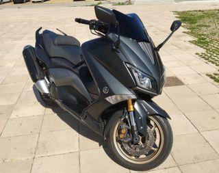 Yamaha Tmax Ironmax