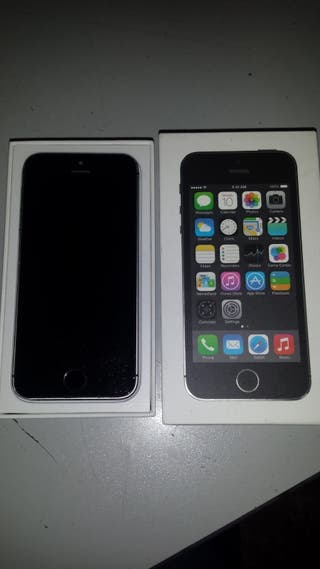 iphone 5 S con garantia