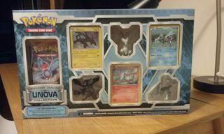 Pokemon JCC Box Legendary Unnova Colection