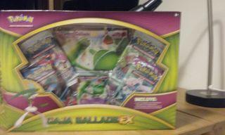 Pokemon JCC Gallade Ex Box
