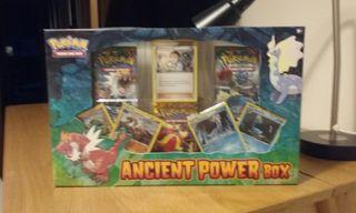 Pokemon JCC Ancient Power Box