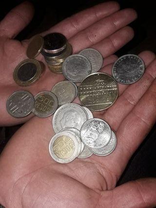 variantes monedas de franco 25 pesetas 50 pesetas