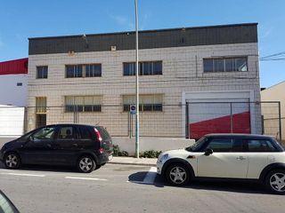 Nave industrial en alquiler en Babel en Alicante