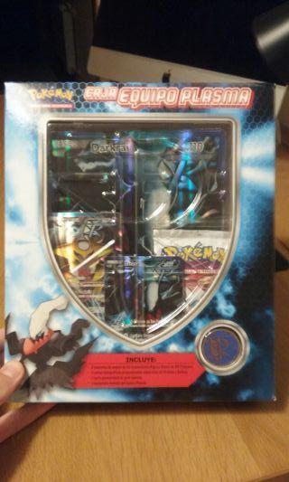 Pokemon JCC Plasma Team Box