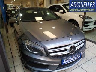 Mercedes Clase A CDI AMG Line TECHO NAV
