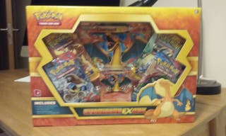 Pokemon JCC Charizard Ex Box