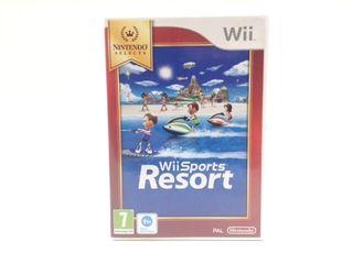 Wii sports resort 045496363222