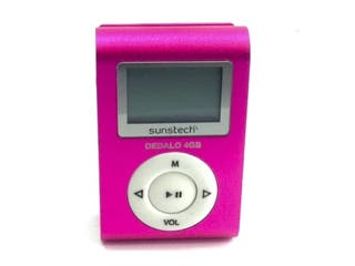 Reproductor mp3 sunstech mv2