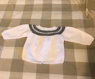 Jersey bebé 9 meses sin estrenar.