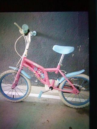 bicicleta ninia