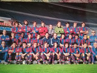 Plantilla Barça 78/79