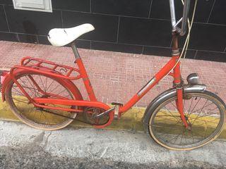 Bicicleta ginson, plegable