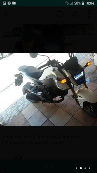 Se Honda 125