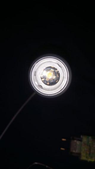 Lámpara de luz led