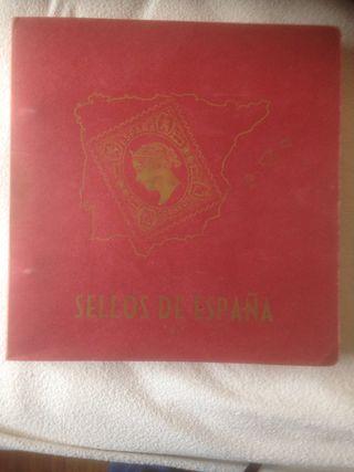 Sellos España 1950-1974