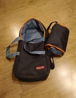 Saco y bolso Bebe Mimitos