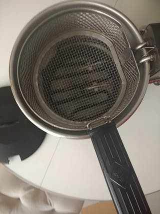 Freidora aceite/agua Movilfrit F5