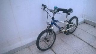 Bicicleta infantil MONTY 403