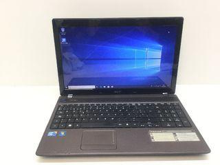 Pc portatil acer aspire 5742 - cc021