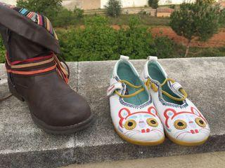 Mano La En Zapatos De Segunda Provincia Verano Camper Barcelona 3Lj54ARq