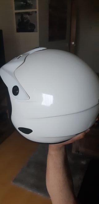 casco moto NZI jet