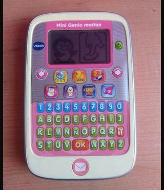 Tablet mini infantil
