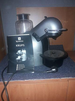 cafetera nespresso krups fna 241.