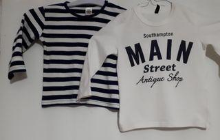 c8d0dfd8b Camisetas manga larga niña de segunda mano en Gandía en WALLAPOP