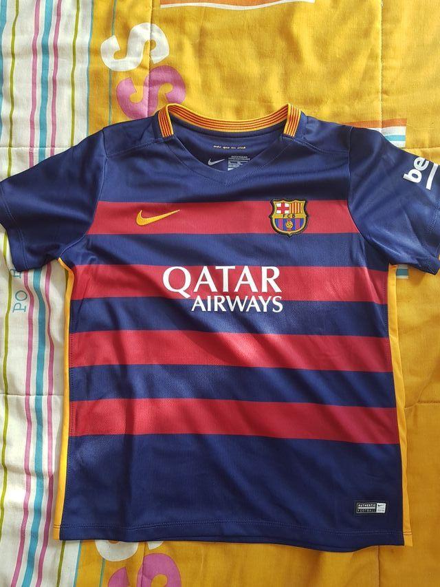 Camiseta Fc. Barcelona oficial sin estrenar 2015