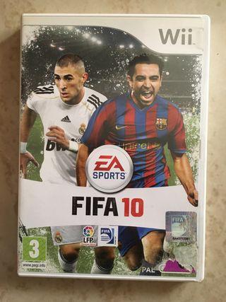 FIFA 10 EA sports