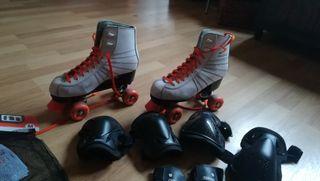 patines Boomerang 4 ruedas