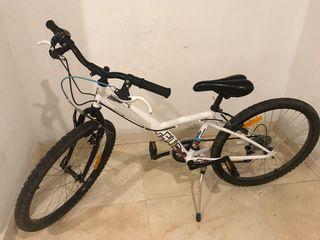 Bicicleta 24 pulgadas,