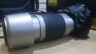 camara fotos nikon D3000
