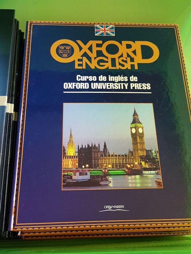 coleccion del cuerpo humano y Oxford english