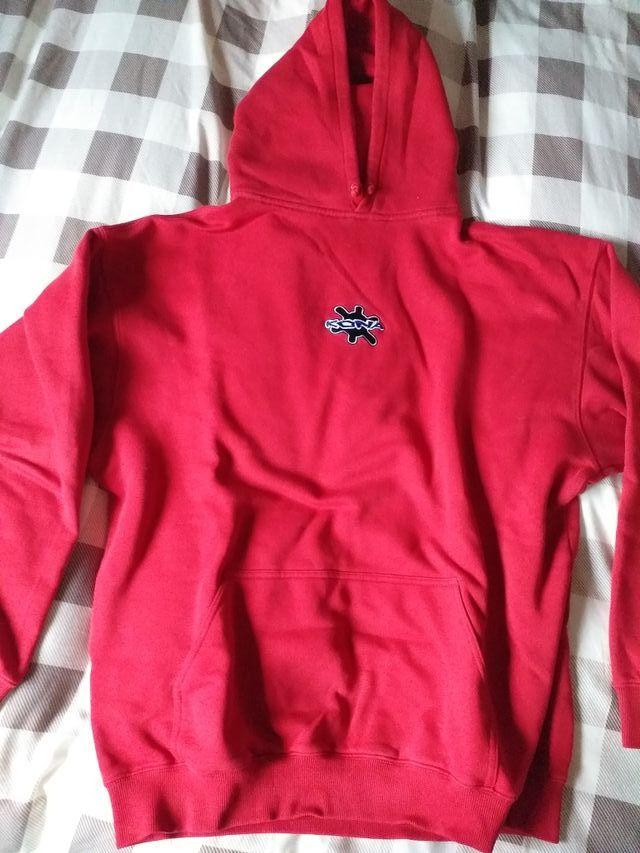 Sudadera Kona roja talla XL