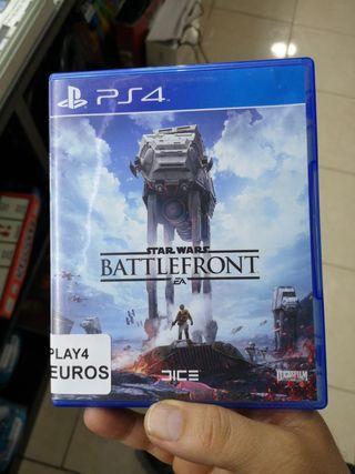 JUEGO PS4 PLAYSTATION