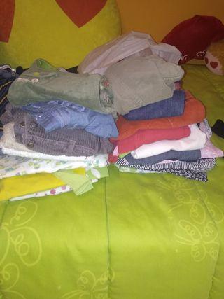lote de vestidos de niña 35€ 20 vestidos