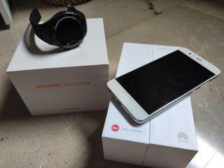 Huawei P10 + Huawei Whatc 2