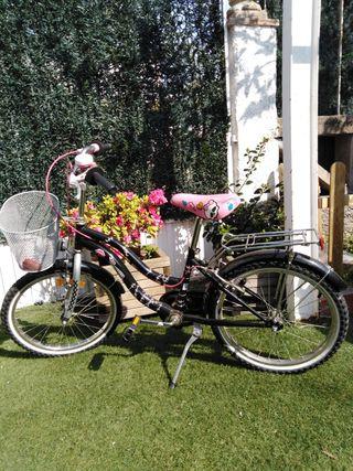 bici infantil desde 4 a 9 años