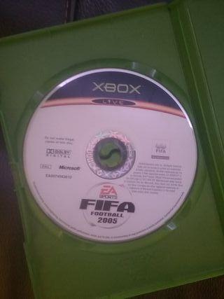 fifa 2005 xbox360