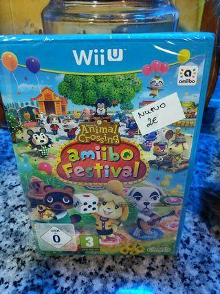 Juego Wii nuevo 2€. Perfil solidario
