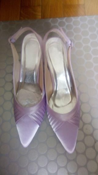 zapatos sra fiesta numero 38