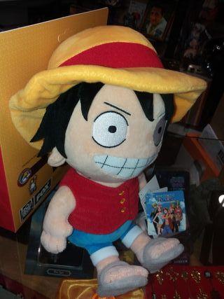 Peluche Monkey D. Luffy