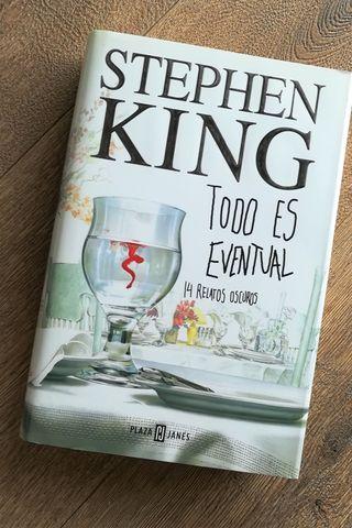 Libro Todo es eventual. Stephen King