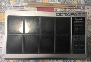 Bateria midi Roland Octapad 80