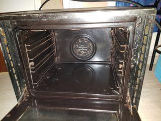horno eléctrico.